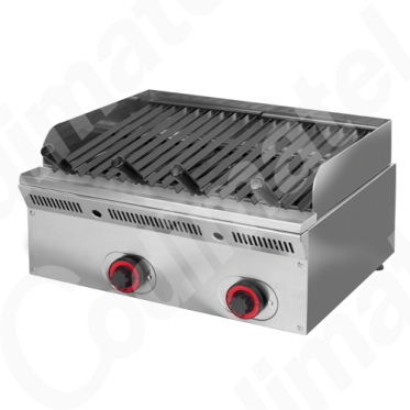 Grill charcoal ELB62G